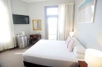 Deluxe Queen Room with Panoramic Beach Views