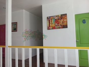 Lakbayan Makati Hotel Interior