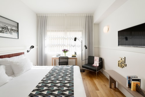 Tel Awiw - Lily & Bloom Hotel - z Rzeszowa, 19 kwietnia 2021, 3 noce