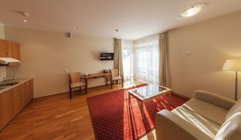 Junior Apartment, 1 Double Bed with Sofa bed