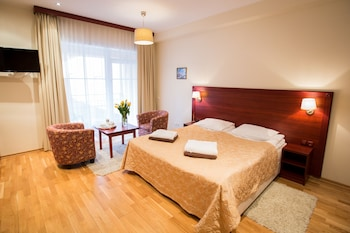 Junior Suite, 1 Double or 2 Twin Beds