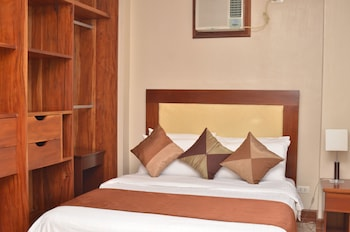 Golden Palm Resort Bohol Room