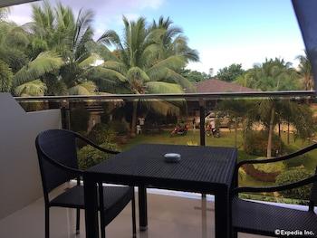 Golden Palm Resort Bohol Balcony