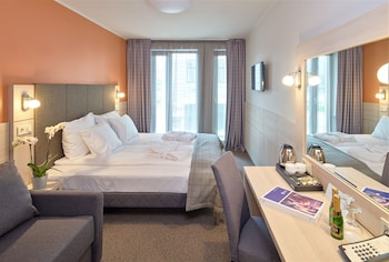 Standard Double or Twin Room (incl. free SPA access)