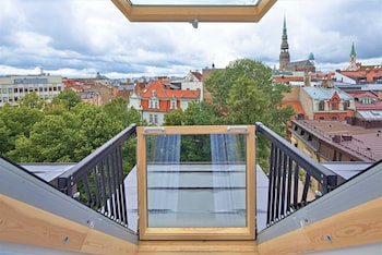 Mansard Double or Twin Room with Panoramic View