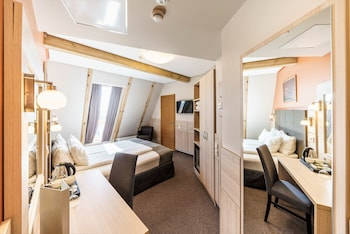 Mansard Double or Twin Room, with SPA