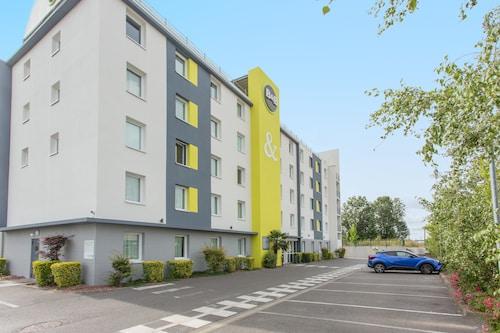 . B&B Hotel Valenciennes