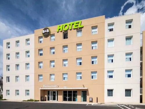 . B&B Hotel Lieusaint Carré Sénart