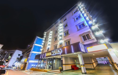 World Hotel, Chuncheon