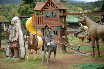 Dahilayan Forest Park Resort Bukidnon Children's Play Area - Outdoor