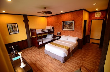 Dahilayan Forest Park Resort Bukidnon Room