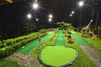 Dahilayan Forest Park Resort Bukidnon Mini-Golf