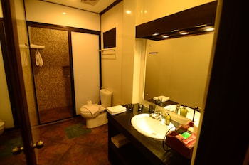 Dahilayan Forest Park Resort Bukidnon Bathroom Shower