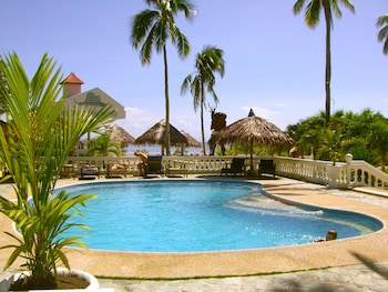 Whispering Palms Island Resort Cebu Outdoor Pool