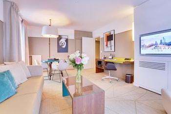 Deluxe Appartment, 1 Bedroom
