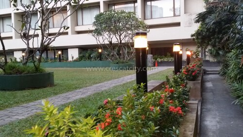 Crescatcity Apartments, Colombo