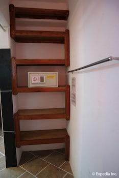 Jayjay's Club Boracay In-Room Safe