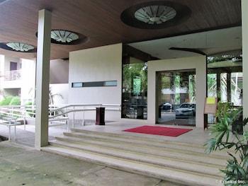 Marco Hotel Cagayan de Oro Hotel Entrance