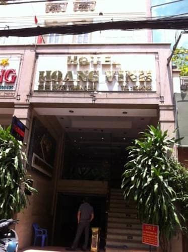 Hoang Vinh Hotel, Quận 3