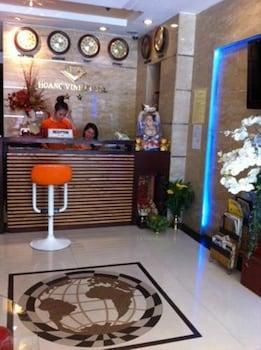 Hoang Vinh Hotel - Reception  - #0