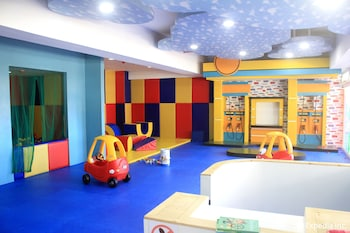 Newton Plaza Hotel Baguio Childrens Play Area - Indoor