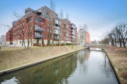 Gdańsk - Dom & House - Apartments Chmielna Park - z Wrocławia, 15 marca 2021, 3 noce