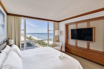 Luxury Apartment, 1 Bedroom, Ocean View