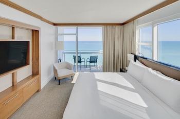 Luxury Apartment, 2 Bedrooms, Balcony, Oceanfront