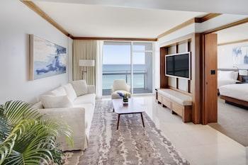 Luxury Apartment, 1 Bedroom, Balcony, Oceanfront