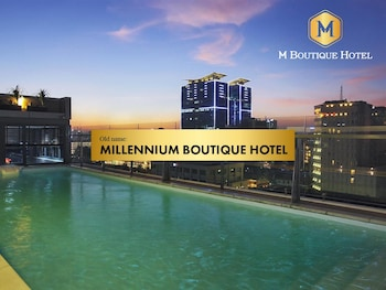 M Boutique Hotel - Featured Image