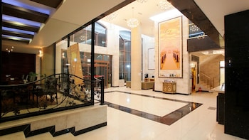 Bay Condo Hotel Tongyeong - Interior Entrance  - #0