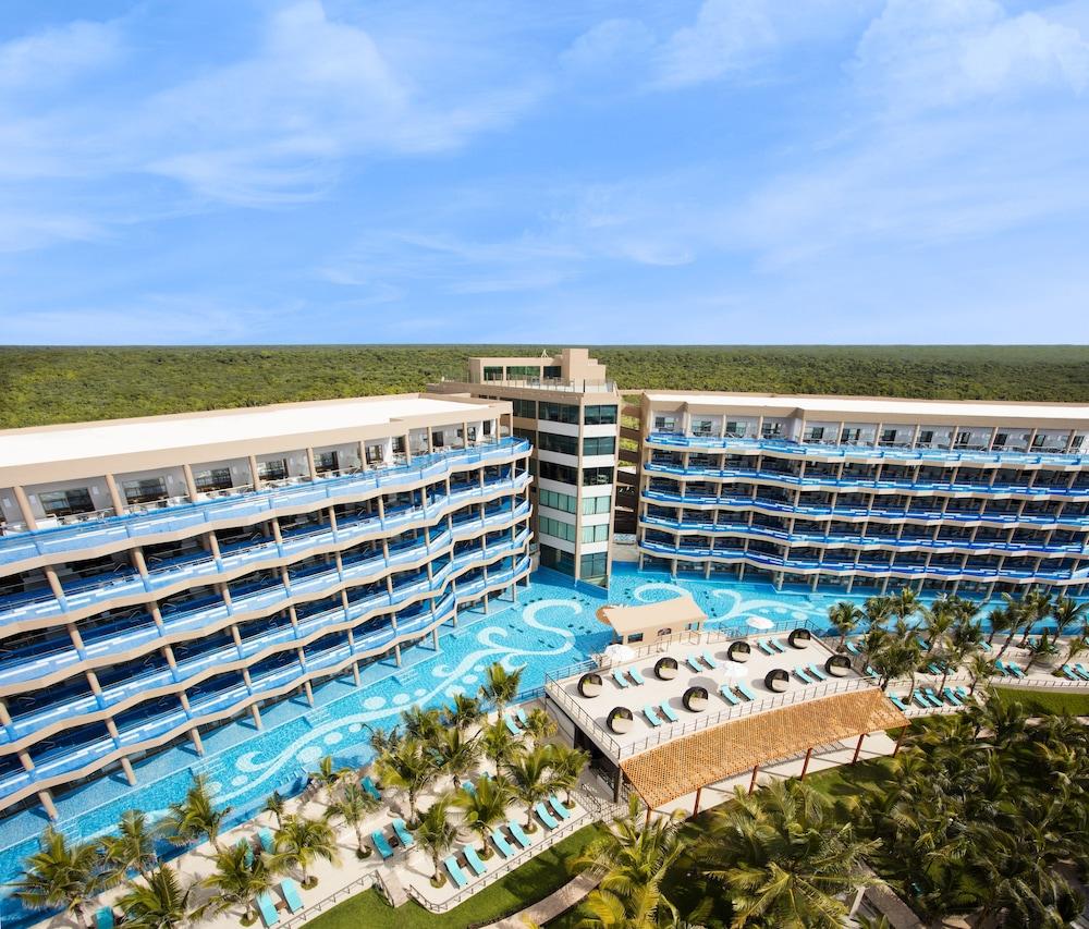 El Dorado Seaside Suites by Karisma - Adults only - Todo Incluido