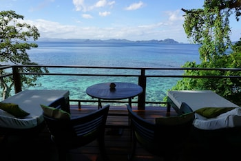Vellago Resort El Nido Balcony View