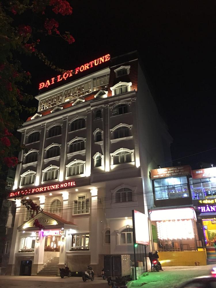 フォーチュン ダイ ロイ ホテル