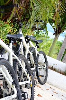 Eden Resort Cebu Bicycling