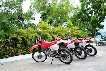 Eden Resort Cebu Sports Facility