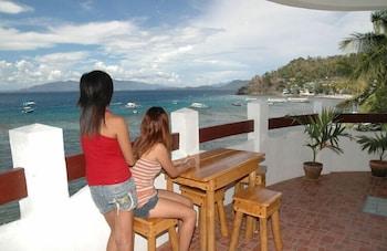 Angelyns Dive Resort Puerto Galera Terrace/Patio