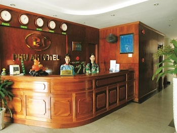 Phu An Hotel - Interior Entrance  - #0