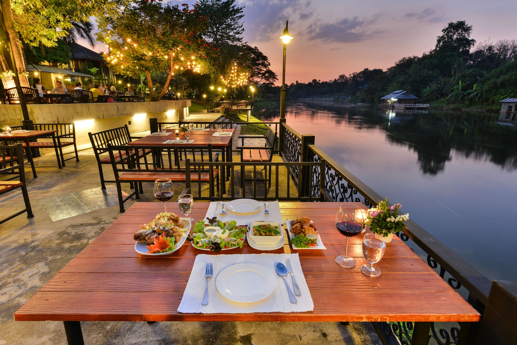 Royal Riverkwai Resort & Spa, Muang Kanchanaburi