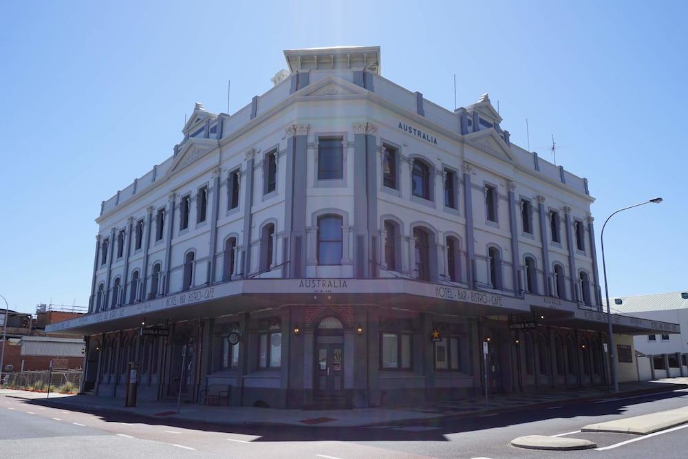 オーストラリア ホテル フレマントル