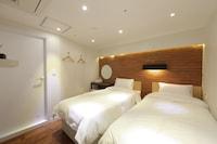 雙人房, 2 張單人床