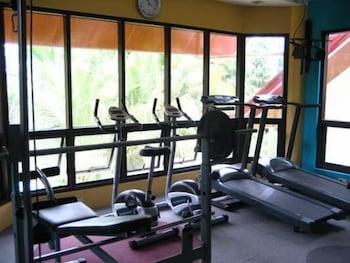 Elsalvador Beach Resort Cebu Gym