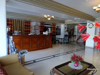 Orange Grove Hotel Davao Lobby