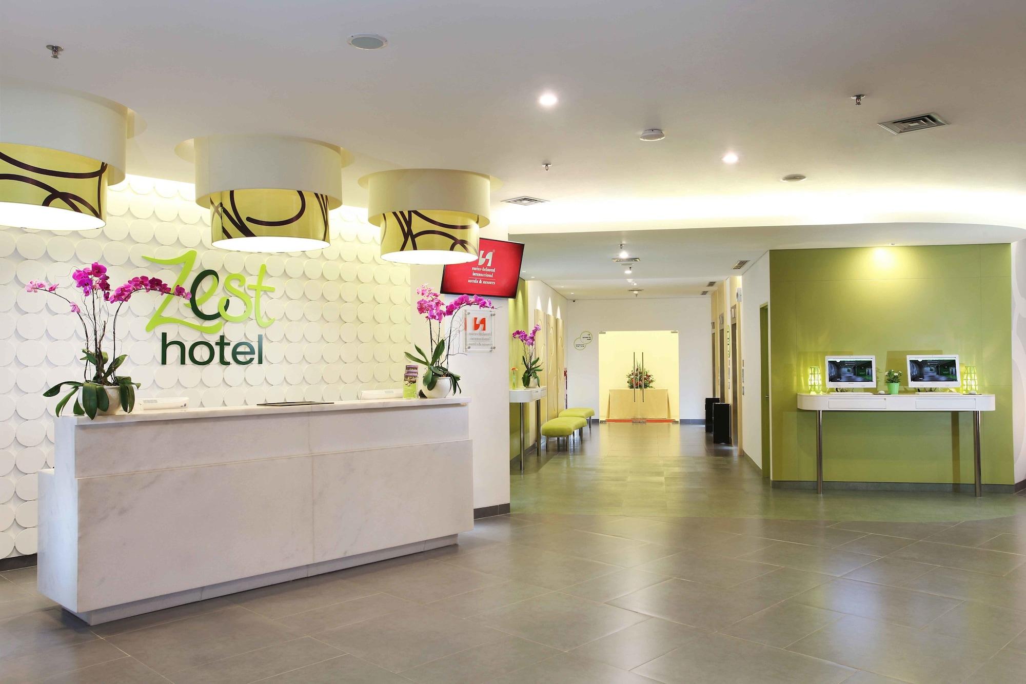 Zest Hotel Airport Jakarta, Tangerang