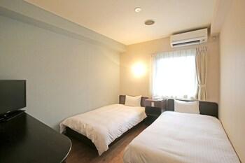 エコノミー ツインルーム 禁煙|15㎡|ホテルWBFアビアンパナ石垣島