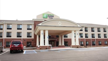 Holiday Inn Express & Suites La Vale - Cumberland - Featured Image  - #0