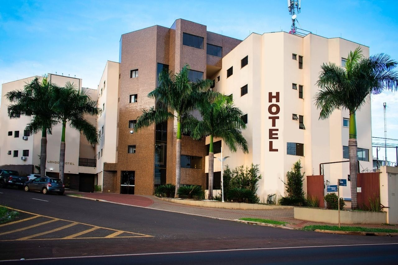 London Hotel, Londrina