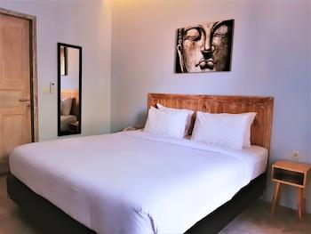 Deluxe Double or Twin Room, 1 Bedroom, Garden View