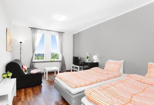 Forenom Aparthotel Stockholm Solna, Solna