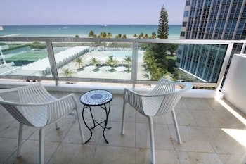 Seacoast Suites on Miami Beach - Aerial View  - #0